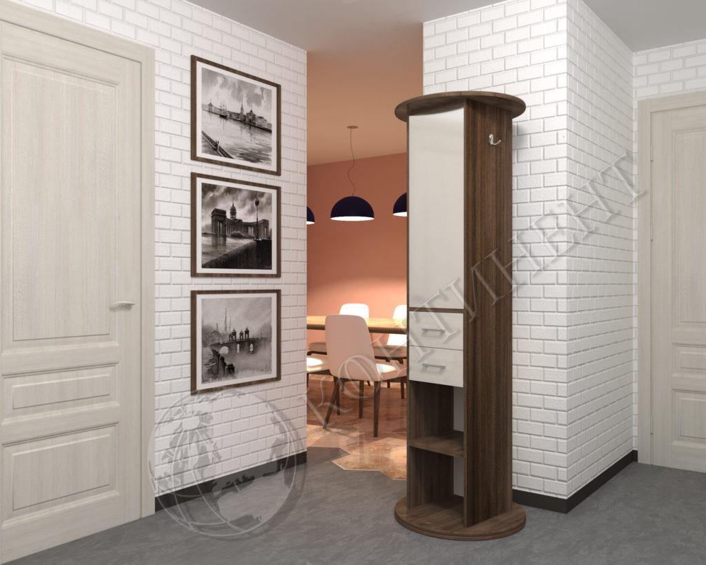Вітальня 360° №2 (Ø600 х 1920)