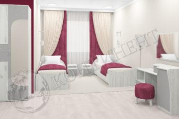 Меблі для готелів