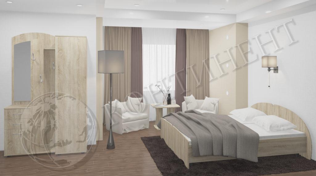 Готельний інтер'єр 1