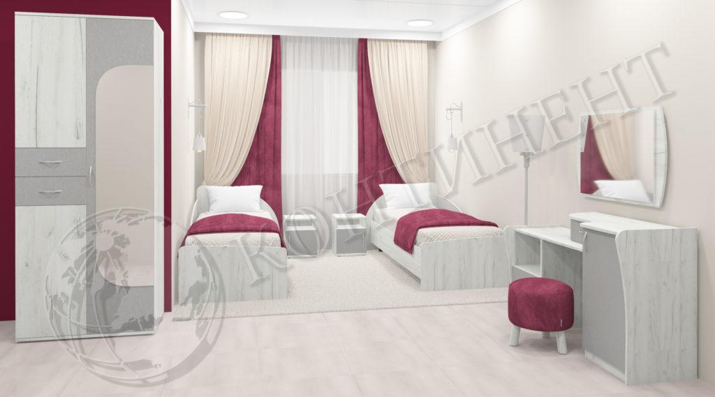 Готельний інтер'єр 2