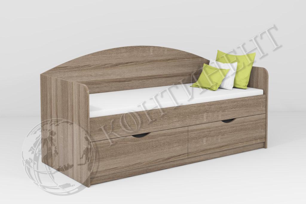 Ліжко Школярик - (1932 х 950 х 900)