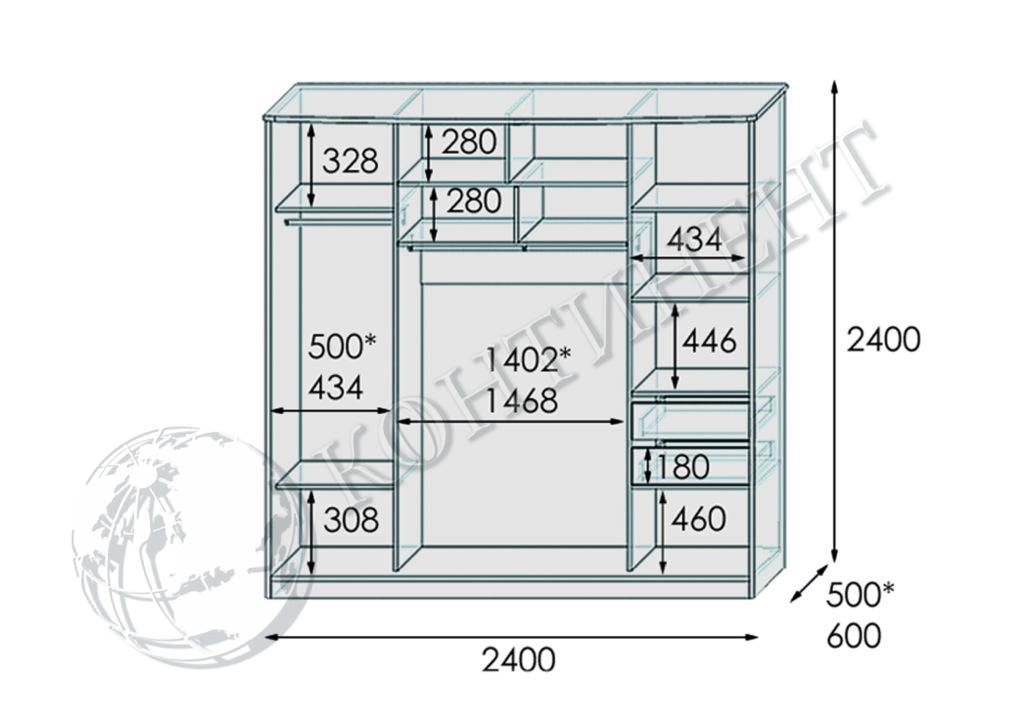 ШК-2400 схема
