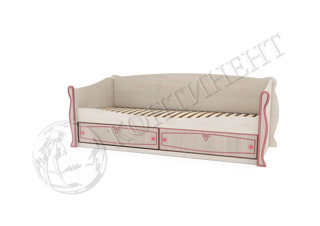 Ліжко Єва - (2170 х 880 х 810)