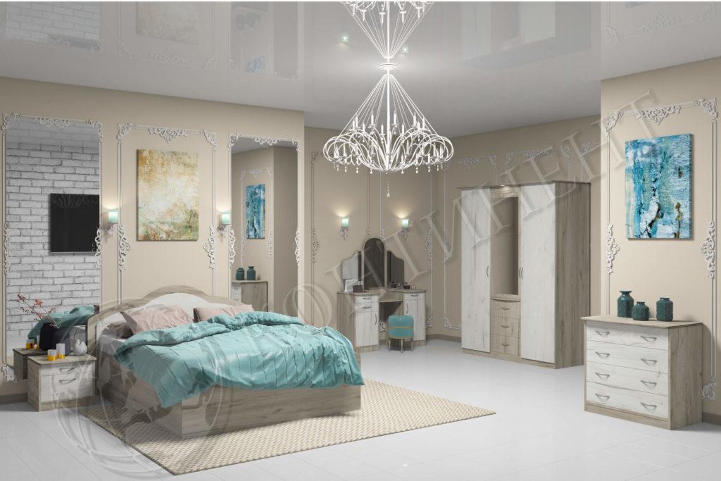 Спальня Діана